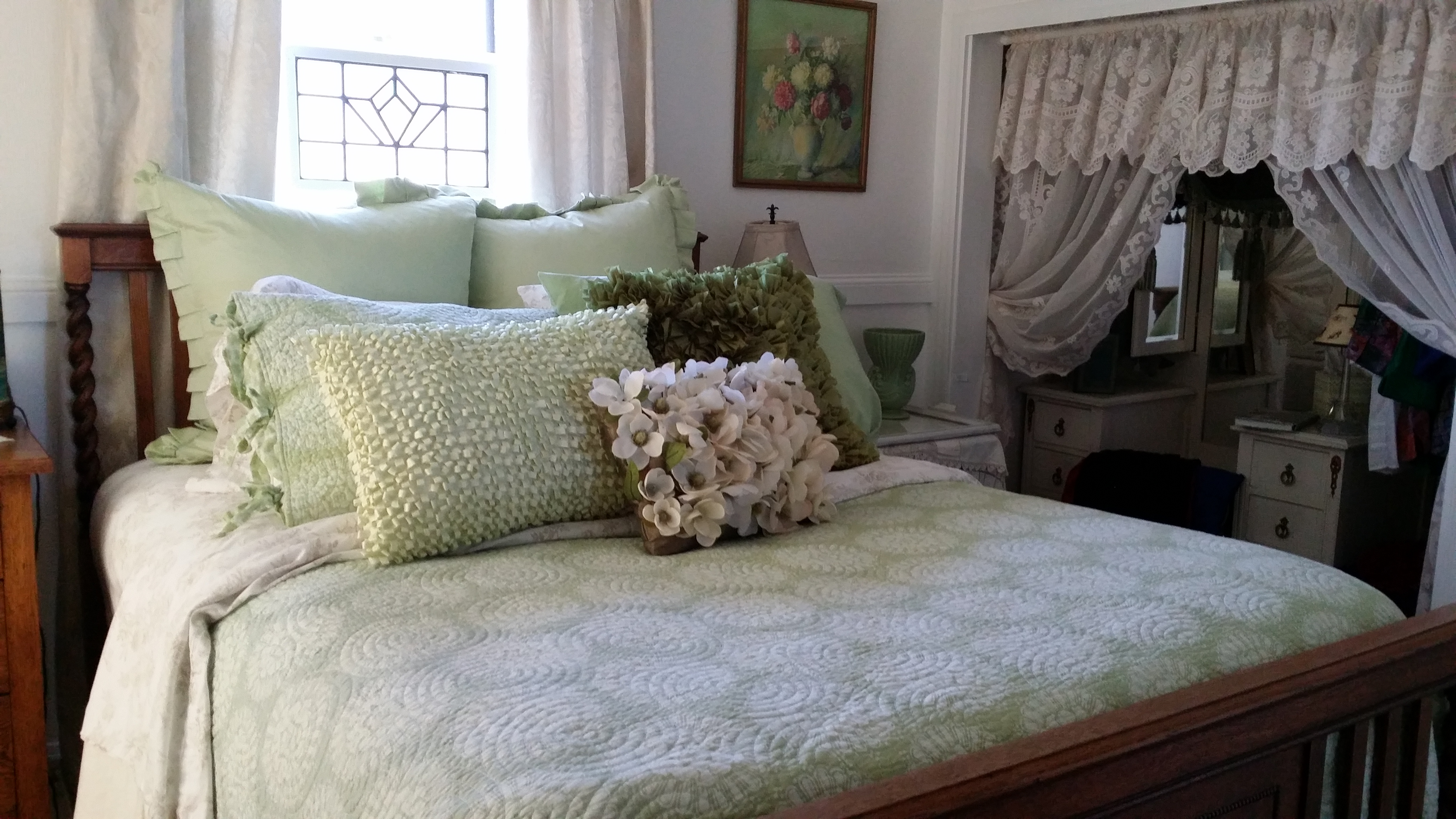 A perfect night's sleep awaits you at The Painted Lady