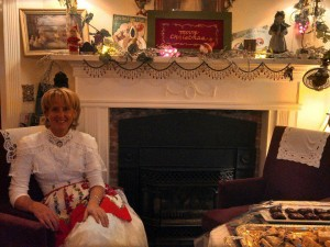 Wendi's Tea Room has been open for business since 2009 and her B & B since 2011.