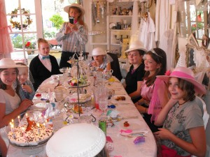 Special events are amazing at The Painted Lady B & B and Tea Room -