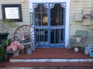 Our new porch -