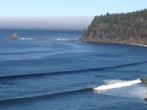 The beauty of the Oregon Coast -